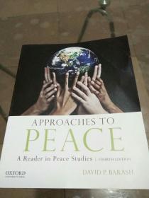 APPROACHES TO PEACE(实现和平的途径)