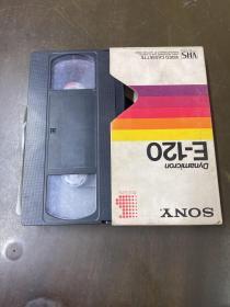 录像带一盘