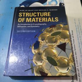 StructureofMaterials:AnIntroductiontoCrystallography,DiffractionandSymmetry