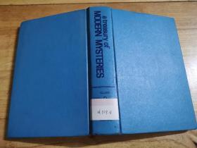 A treasury of modern mysteries :Volume 2(英文原版精装) 1973年出版