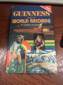 1981 Edition BOOK OF RECORDS Editors and Compilers NORRIS MCWHIRTER (ROSS MCWHIRTER 1955-1975)