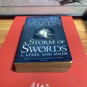 A Storm of Swords:Part 1 Steel and Snow