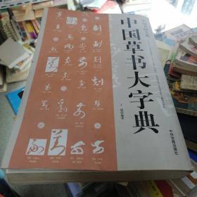中国书画大系:中国草书大字典