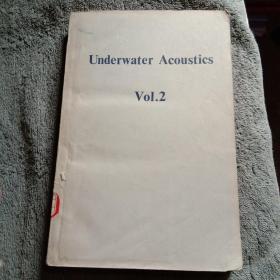 水声学 第2卷 英文版(馆藏)第二卷