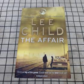 Lee child the affair