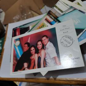 中国邮政明信片:大连市邮政局信息广告(实寄)