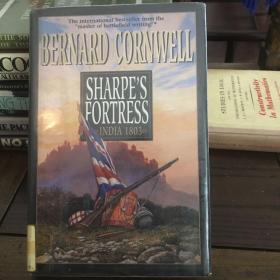 Sharpe's fortress  : India 1803 夏普的要塞——印度1803