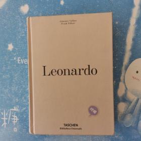 Leonardo da Vinci1452-1519【精装 书内干净】