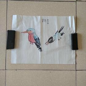 花鸟画1平尺(015)2