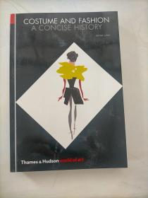 Costume and Fashion:A Concise History