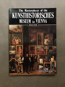 The masterpieces of KUNSTHISTORISCHES MUSEUM IN VIENNA  english edition维也纳艺术史博物馆的杰作