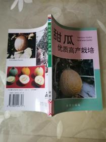 甜瓜优质高产栽培