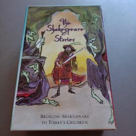 the shakespeare stories MATTEWS·ROSS【缺一本 11本合售】