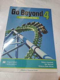 Go Beyond.4  STUDENT'S BOOK  PACK