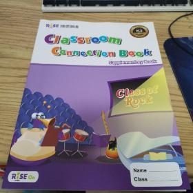 Classroom Connection Book 瑞思英语 k3(1-3)(一本)