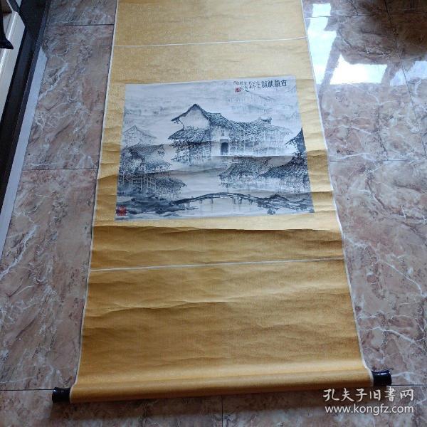 张先仁山水画