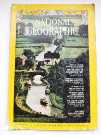 NATIONAL GEOGRAPHIC JULY 1974