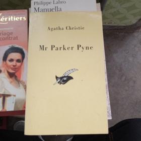 Mr  Parker Pyne【法文】