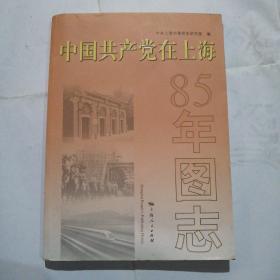 中国共产党在上海:85年图志