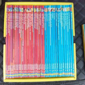 The usborne reading collection(全40册)