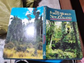 The FOREST WORLD of NEW ZEALAND【精装】