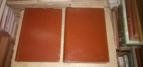 解放军报1980年(1月-12月全年)  (缩印合订本,16开精装本,分两册合订,详情请看图)