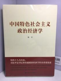 中国特色社会主义政治经济学【全新未开封】