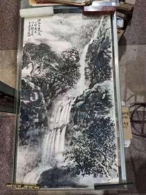 已故著名画家韦远柏老师精品山水