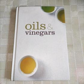 oils vinegars (英文版)实物图