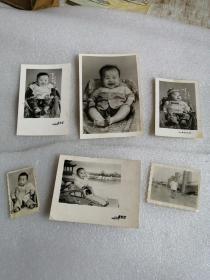 照片(儿时的回忆)6张合售