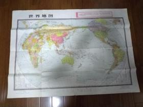 文革时期《世界地图》