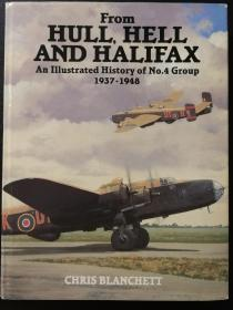 From Hull, Hell & Halifax: An Illustrated History of No. 4 Group 1937-1948
