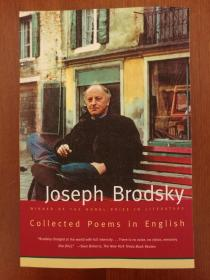 Joseph Brodsky: Collected Poems in English(现货,实拍书影)