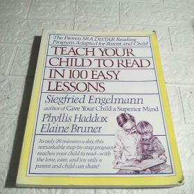 Teach Your Child to Read in 100 Easy Lessons(平装 大16开 详情看图)