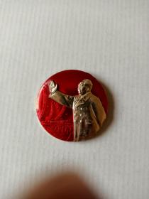 毛主席招手章(直径5.0厘米)