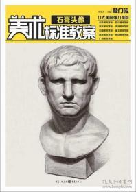 美术标准教案:石膏头像