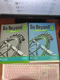go beyond 4 student's book pack premium + go beyond 4 workbook(两本合售)