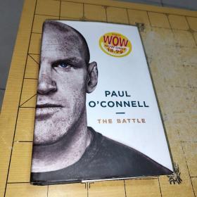 PAUL O'CONNELL THE BA7TLE