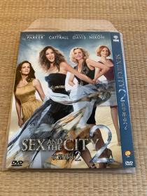 DVD/欲望都市2/SEX AND THE CITY 2