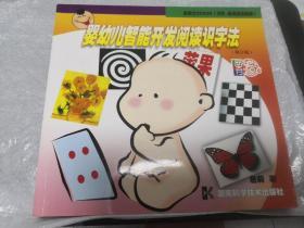 婴幼儿智能开发阅读识字法(修订版)