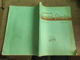 Chemical Education 1987年第12期【英文原版,外文杂志】