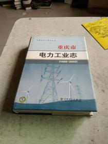 重庆市电力工业志:1986-2002