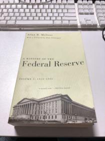 A History of the Federal Reserve, Volume 1:1913-1951