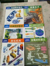 日本经典技能系列丛书 【六册合售】