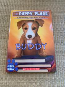 The Puppy Place #5: Buddy  小狗之家5:布迪