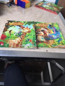 Wonders2本合售