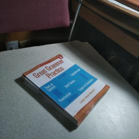 美国小学生英语语法Great Grammar Practice 实用语法练习丛书1 - 6合售
