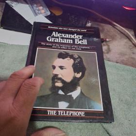 改变世界的科学家  电话的发明   英文原版 (32开)精装