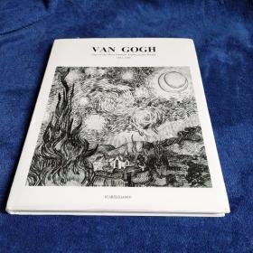 梵高手稿素描作品集van gogh临摹速写素描手绘绘画