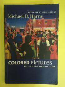 彩色图片种族与视觉表现(英文)